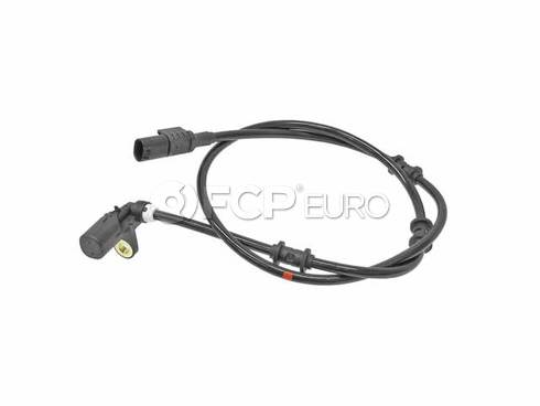 Mercedes ABS Wheel Speed Sensor Front Left (ML320 ML430 ML55 AMG ML500) - Genuine Mercedes 1635400717