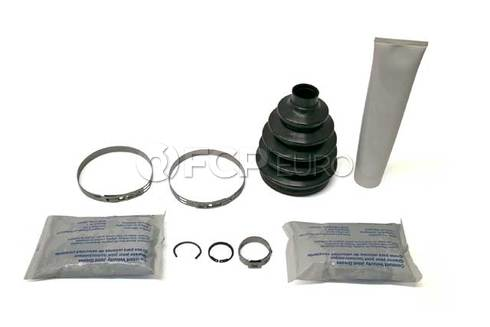 BMW CV Joint Boot Kit Front Outer - Genuine BMW 31607606091