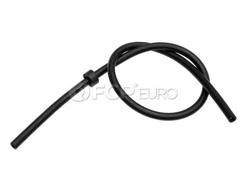 Mercedes Engine Coolant Recovery Tank Hose - Genuine Mercedes 1635000175