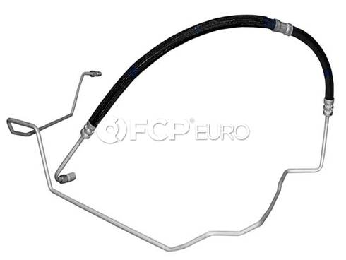 Volvo Power Steering Pressure Hose - Genuine Volvo 30665731