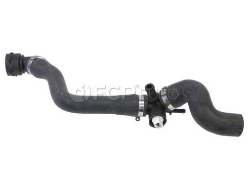 VW Radiator Coolant Hose Upper (Golf Jetta) - Genuine VW Audi 1J0122101S