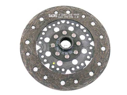 Porsche Clutch Friction Disc (928) - Genuine Porsche 92811601135