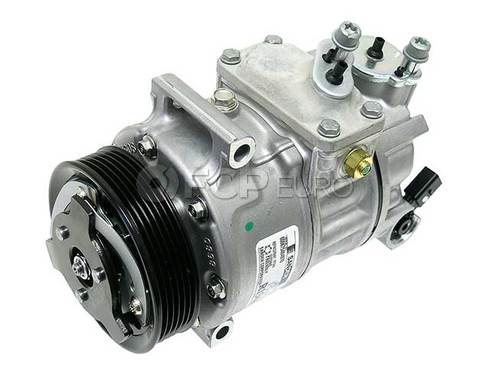 Audi VW A/C Compressor - Genuine Audi VW 1K0820808F