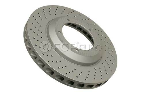 Porsche Brake Disc (911) - Genuine Porsche 93035104702