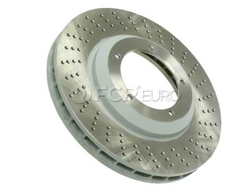 Porsche Brake Disc (911) - Genuine Porsche 93035104802