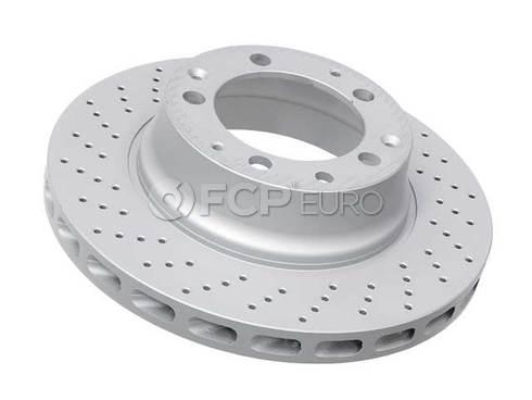 Porsche Brake Disc (911 930) - Genuine Porsche 93035204501