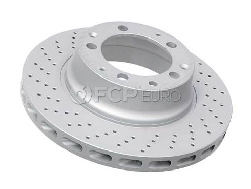 Porsche Brake Disc - Genuine Porsche 93035204501
