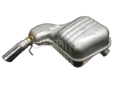 Volvo Exhaust Muffler Rear (S60) - Genuine Volvo 9492907OE