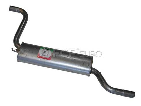 BMW Rear Silencer (2002tii) - Genuine BMW 18121108739