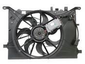 Volvo Engine Cooling Fan Motor - Genuine Volvo 30680547
