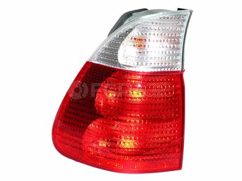 BMW Rear Light In The Side Panel White Left - Genuine BMW 63217158393
