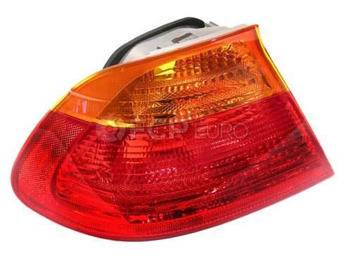 BMW Tail Light Assembly Left - Genuine BMW 63218375801