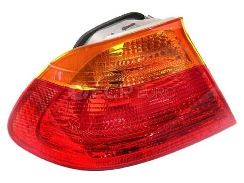 BMW Tail Light Assembly Left - Genuine BMW 63218375801