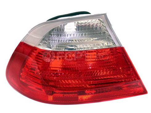 BMW Tail Light Assembly Left - Genuine BMW 63218384843
