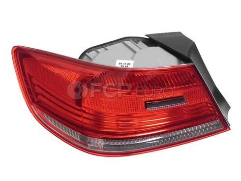 BMW Tail Light Lens Left (E92) - Genuine BMW 63217174403