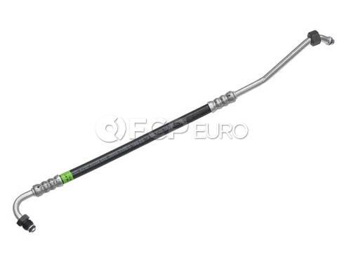 Mercedes A/C Refrigerant Hose (C280 C220 CLK320) - Genuine Mercedes 2028304915