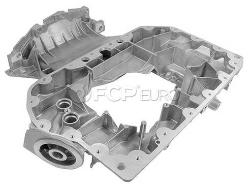VW Audi Engine Oil Pan Upper (Passat) - Genuine VW Audi 078103603AM