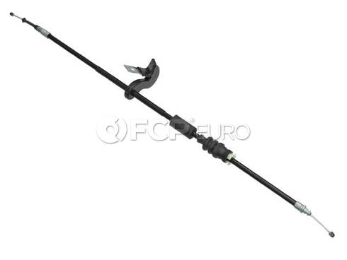 BMW Parking Brake Cable Rear Left - Genuine BMW 34436780016