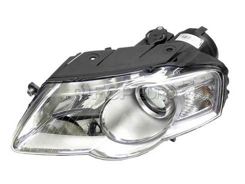 VW Headlight Left (Passat) - Genuine VW Audi 3C0941005AE