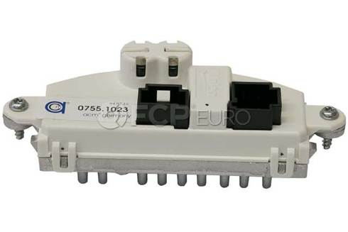 Mercedes HVAC Blower Motor Resistor Front - Genuine Mercedes 1669064001