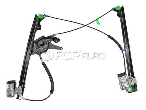 VW Window Regulator Front Left (Jetta Golf) - Genuine VW Audi 1H0837461A