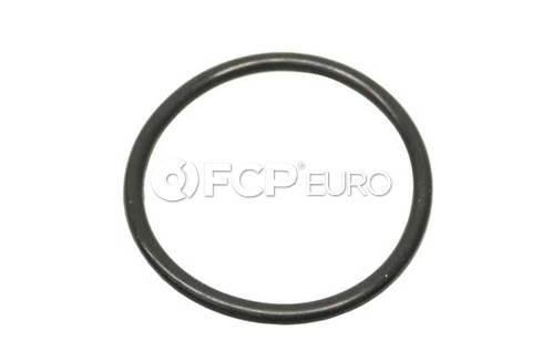 Mercedes Engine Coolant Outlet Gasket (C220 C230 SLK230) - Genuine Mercedes 0219970748
