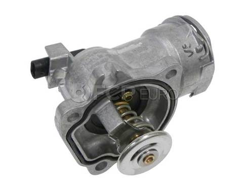 Mercedes Engine Coolant Thermostat Housing (E320) - Genuine Mercedes 6422002115