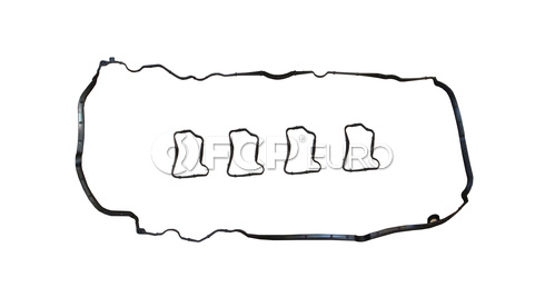 Mercedes Engine Valve Cover Gasket Set (C250 SLK250) - Ajusa 2710161221