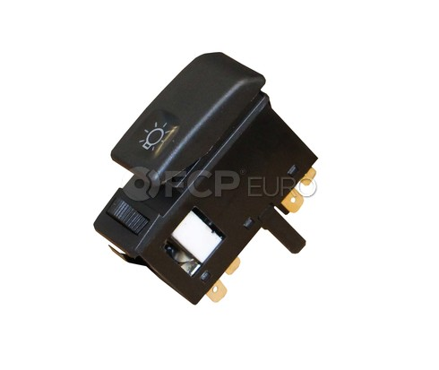 VW Audi Headlight Switch - CRP 191941531K