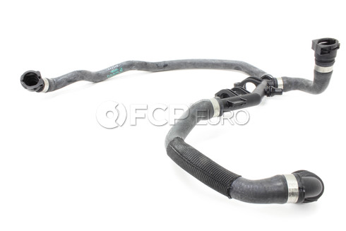 BMW Engine Coolant Hose - Genuine BMW 17127592649