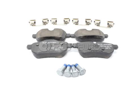 BMW Brake Pad Set - Genuine BMW 34216797861