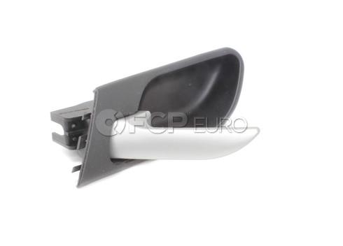 BMW Interior Door Handle Front Left Inner (X5) - Genuine BMW 51418408565