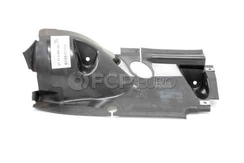 BMW Air Duct Front Right - Genuine BMW 51713400062