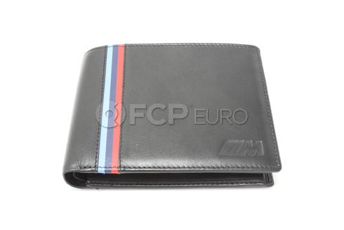 BMW M Wallet - Genuine BMW 80212344407