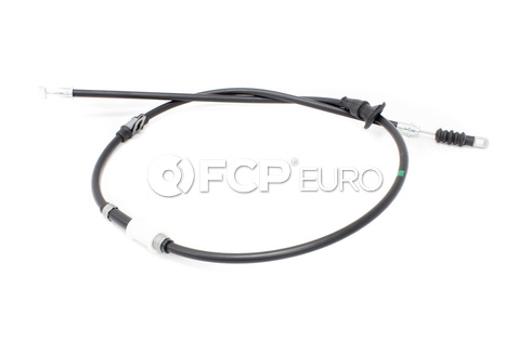 Volvo Parking Brake Cable Rear Left (S40 V40) - Genuine Volvo 30884537