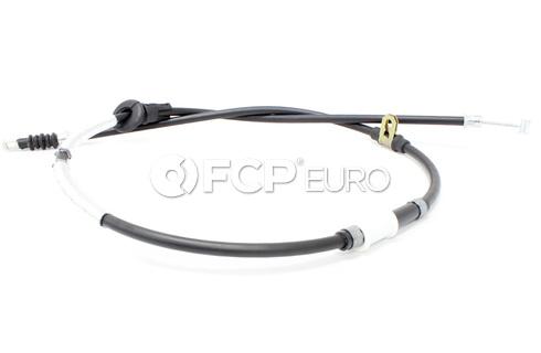 Volvo Parking Brake Cable - Genuine Volvo 30884538