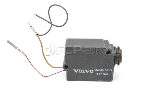 Volvo Trunk Lock Actuator Motor (S60 S80) - Genuine Volvo 9203463