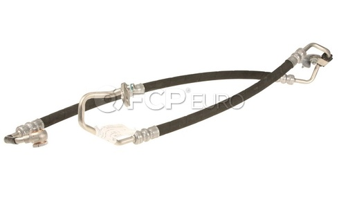 Mercedes Power Steering Pressure Hose  - Genuine Mercedes 2044605524
