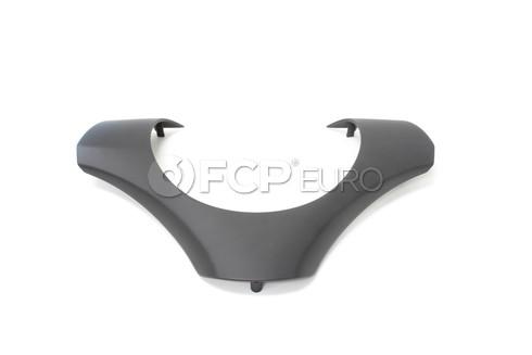 BMW Cover Steering Wheel Black - Genuine BMW 32306767283