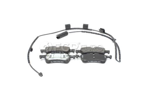 MINI Cooper Brake Pad Set With Pad Sensor (Value Line) - Genuine MINI 34212166621