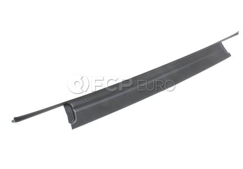 BMW Water Channel Cover (Black) - Genuine BMW 51718220945