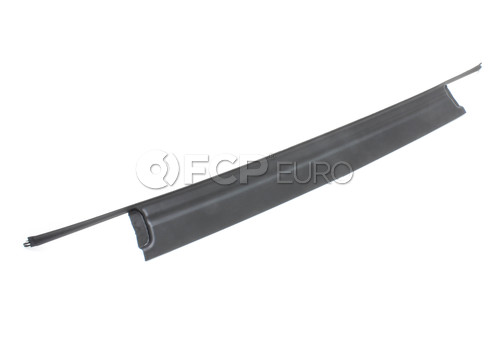 BMW Water Channel Cover (Black) - Genuine BMW 51718220945