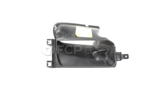 BMW Air Duct Front Right - Genuine BMW 51748050584