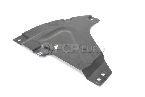 BMW Underfloor Coating Centre Rear - Genuine BMW 51757127361