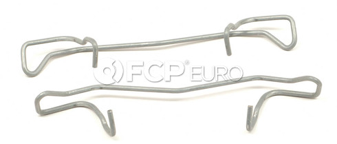 Volvo Brake Hardware Kit Front - Pro Parts 3546381