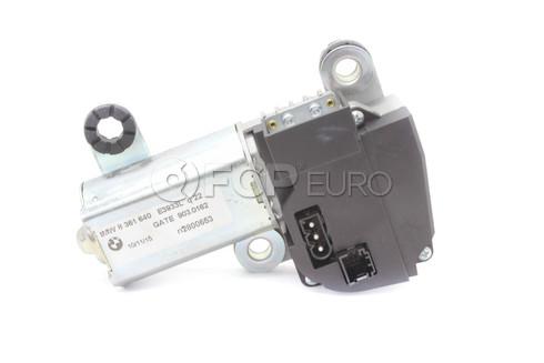 BMW Windshield Wiper Motor - Genuine BMW 61628361640