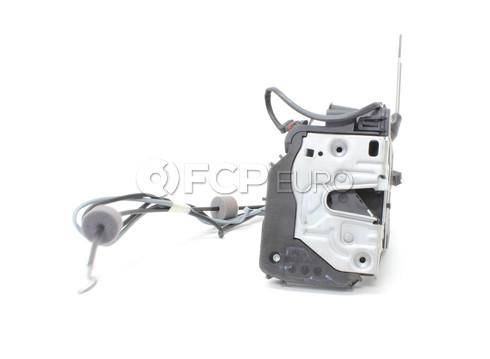 Mercedes Door Lock Actuator Motor Front Left (C230 C320) - Genuine Mercedes 2037200535