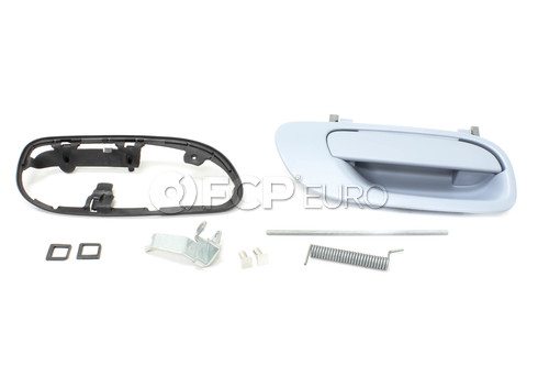 Volvo Interior Door Handle Front Right Outer (S80 S60 V70 XC70) - Genuine Volvo 9187669