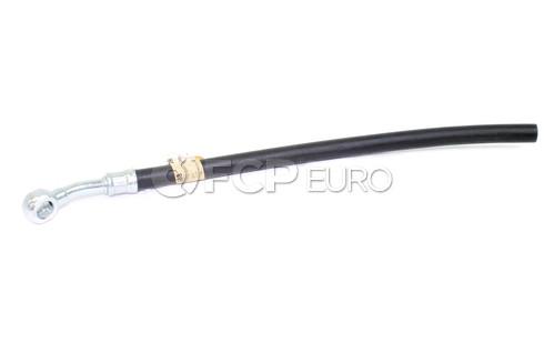 BMW Power Steering Return Hose (750iL) - Genuine BMW 32411134588