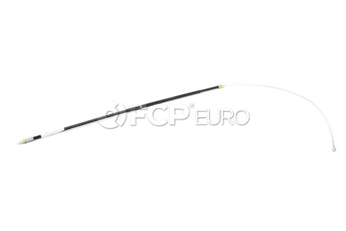 BMW Parking Brake Cable - Genuine BMW 34406769368